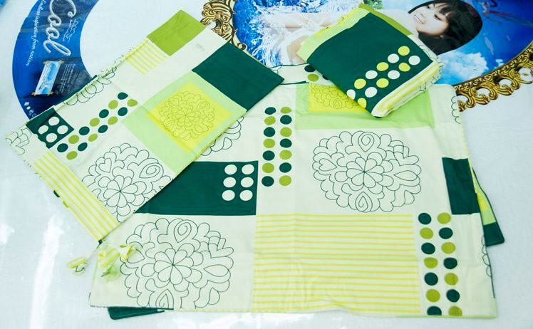 Picture of Combo ga giường tầng cotton Thắng Lợi