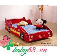 Picture of Giường cho bé hình xe ô tô 363