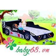 Picture of Giường em bé hình xe ô tô K008