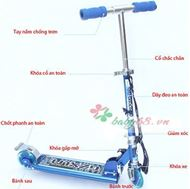 Picture of Xe trượt Scooter 2004S