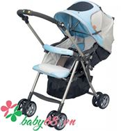 Picture of Xe đẩy trẻ em cao cấp Combi Granpaseo LX600