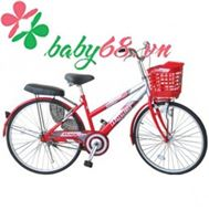Picture of Xe đạp 26 inch Happy Nam