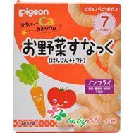Bánh Ăn Dặm Pigeon 7t Vị Cà Rốt