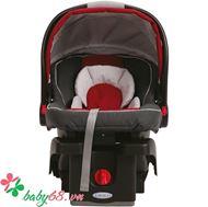Picture of Ghế gắn xe hơi + Nôi xách em bé Click Connect CHILI RED GC-8AB103CED