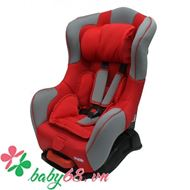 Picture of Ghế xe hơi Sweet Cherry Crown LB308 Red