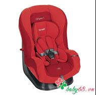 Picture of Ghế ngồi ô tô cho bé Brevi GP Sport (màu đỏ)