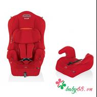 Picture of Ghế ngồi ô tô cho bé Brevi Allroad BRE511-233 (màu đỏ)