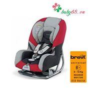 Picture of Ghế ngồi ô tô cho bé Brevi Grandprix T2 đỏ xám BRE515-086