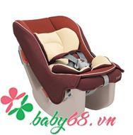 Picture of Ghế ô tô cho bé Combi Coccoro EG màu hạt dẻ