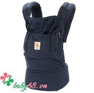 Picture of Địu em bé Organic Baby Carrier màu xanh