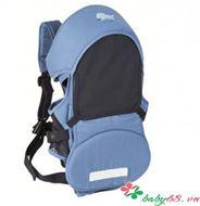 Picture of Địu em bé 3 trong 1 Kuku 2152 màu xanh