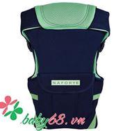 Picture of Địu Hug Helper - N99504 xanh ngọc-đen
