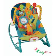 Picture of Ghế rung bập bênh Fisher Price P3334 (0 - 4 tuổi)