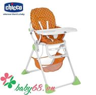Picture of Ghế ăn Chicco Pocket lunch cam vàng