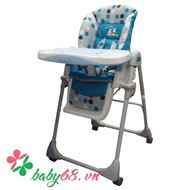 Picture of Ghế ăn bột Tea Time Lucky Baby 501221 xanh