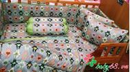 Picture of Sleep Baby MS:343-Colorful Bear