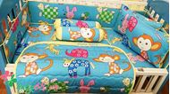 Picture of Sleep Baby MS:326-Monkey & Friends