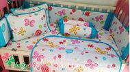Picture of Sleep Baby MS:307-Colorful Garden
