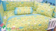 Picture of Sleep Baby MS:298-Green Ocean