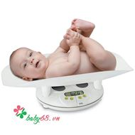 Picture of Cân em bé điện tử & đo chiều cao Laica BF2051