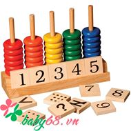 Picture of Bàn tính học đếm lớn - Forkids