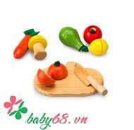 Picture of Bộ rau củ quả - Forkids