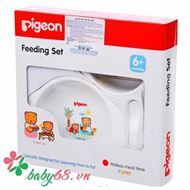 Picture of Bộ bát đĩa tập ăn Pigeon (nhỏ)