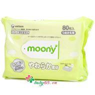 Picture of Giấy ướt đa năng Moony Nhật Bản
