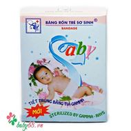 Picture of Băng rốn baby xanh 3M/hộp