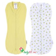 Picture of Túi quấn bé (2C) Summer Swaddlepod 2pk