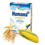 Picture of Bột ngũ cốc dinh dưỡng ăn dặm Humana bắp (200g)