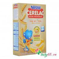 Picture of Bột ăn dặm Nestle Cerelac lúa mì sữa