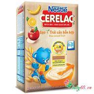 Picture of Bột ăn dặm gạo và trái cây hỗn hợp Nestle