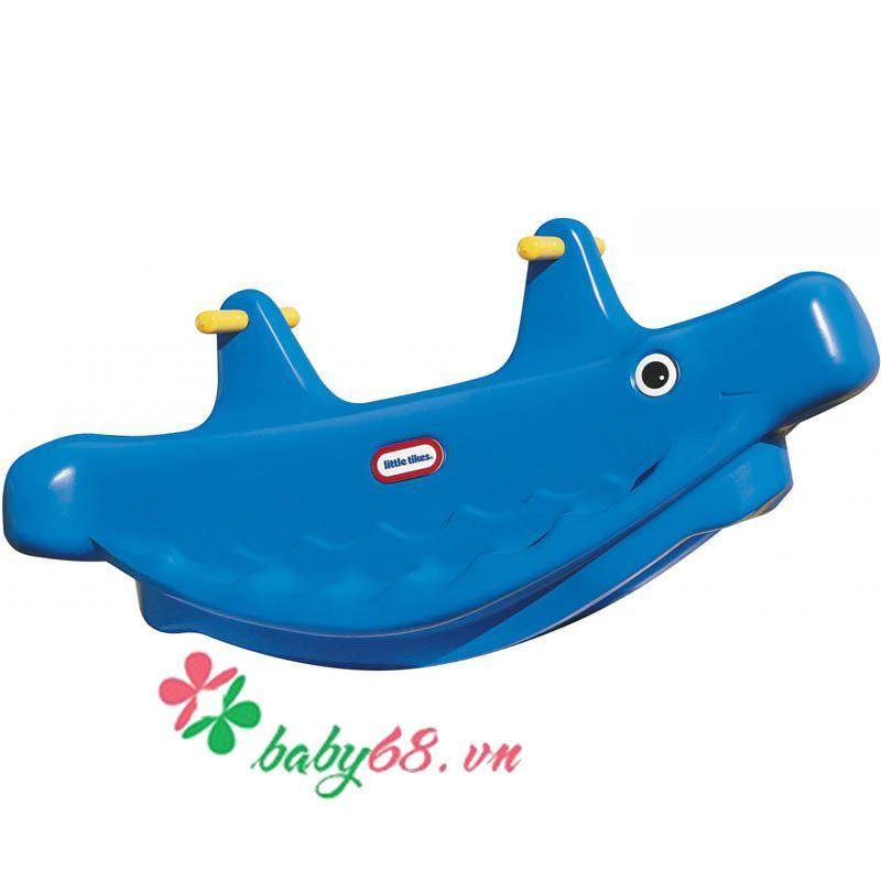 Picture of Bập bênh lớn Little Tikes màu xanh LT-487900070