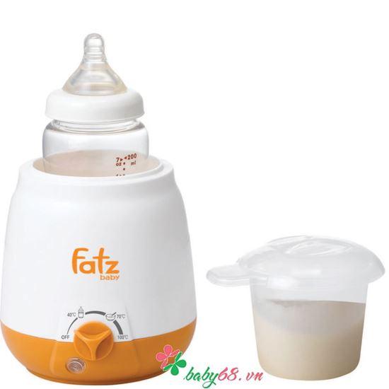 Picture of Máy hâm sữa 3 chức năng Fatzbaby FB3003SL