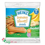 Picture of Bánh ăn dặm Heinz vị chuối 7M