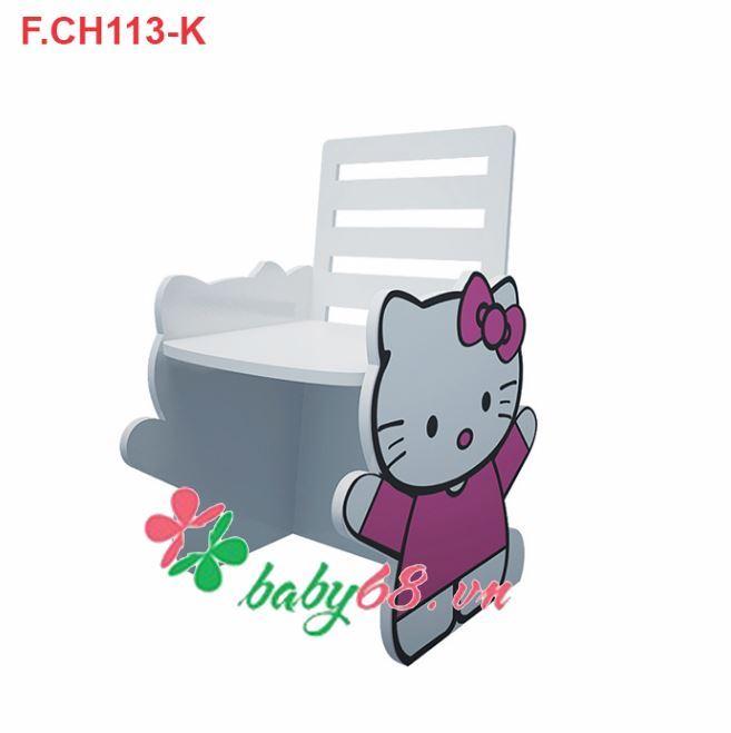 Picture of Bàn học cho trẻ em hello kitty BH04