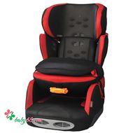 Picture of Ghế ngồi ô tô trẻ em Aprica Euro JR Impact đỏ đen