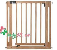Picture of Cửa chặn an toàn bằng gỗ màu tự nhiên Safety First  Pressure XL! 10100