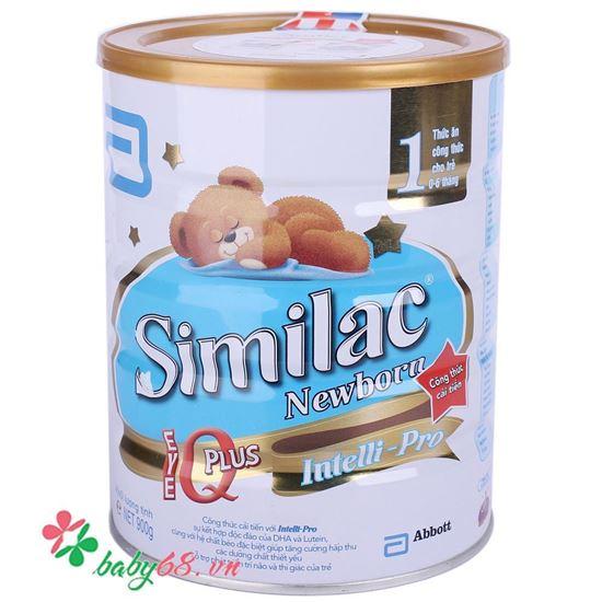 Picture of Similac newborn Pro IQ Plus Intelli Số 1 - 400g