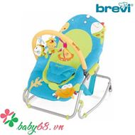 Picture of Ghế rung cho bé Brevi Swing and Sleep BRE549