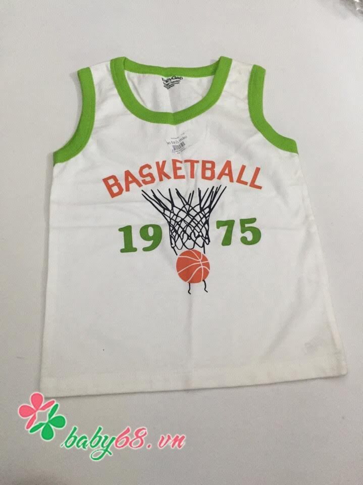 Picture of  Áo ba lỗ Basket Ball