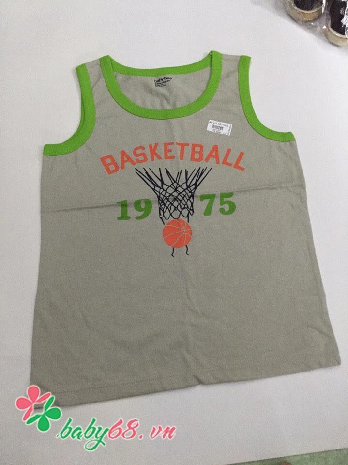 Picture of  Áo ba lỗ Basket Ball