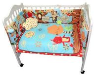 Picture of Bộ drap giường cao cấp Lucky Baby 622094