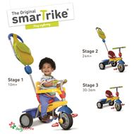 Picture of Xe cảm ứng Breeze 3 in 1 Smart-Trike colorful