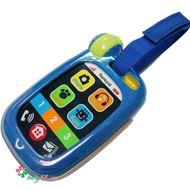 Picture of Đồ chơi treo xe đẩy Toyroyal Smartphone xanh 4023