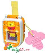 Picture of Điện thoại đồ chơi màu cam Combi 10186