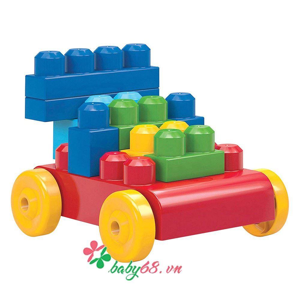 Picture of  Đồ chơi Mega Bloks - Xếp khối cơ bản 80 mảnh DCH63