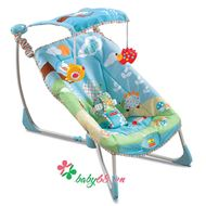 Picture of Ghế rung Fisher Price màu xanh 11kg