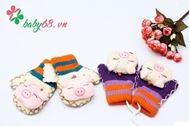 Picture of Găng tay len 3D cho bé 2-5 tuổi